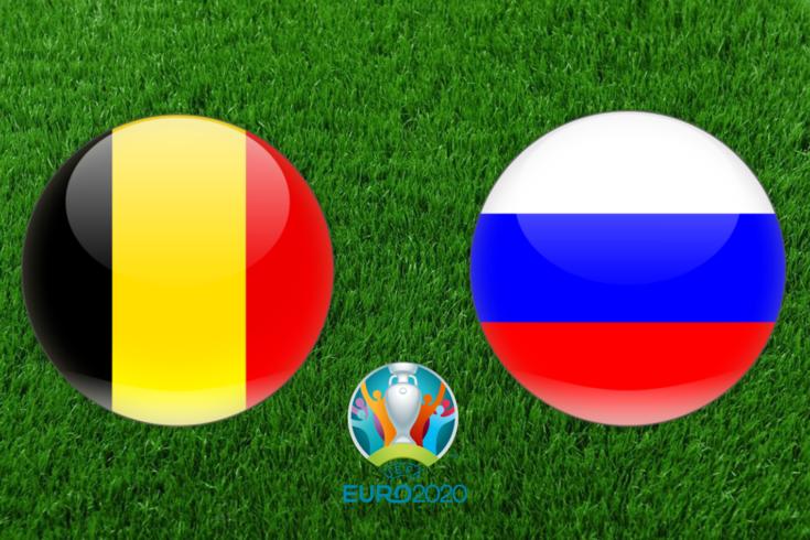 DIRETO | Euro 2020: Bélgica-Rússia
