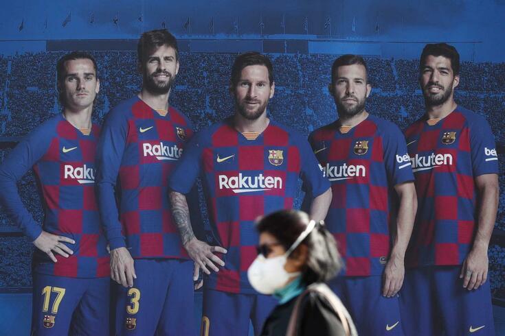 Barcelona toma decisões perante a pandemia