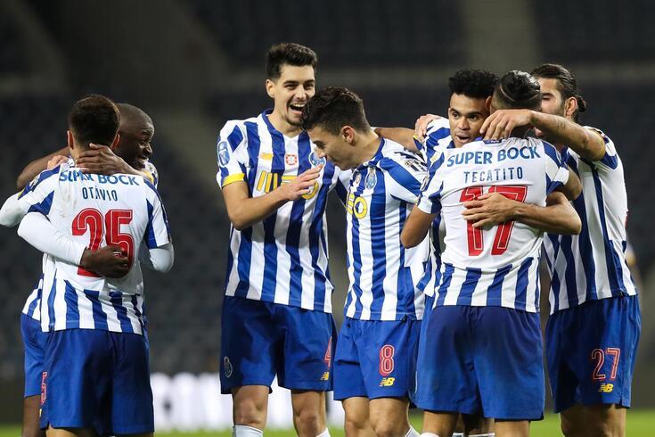 FC Porto está na final-four da Taça da Liga