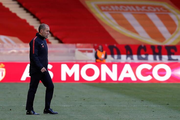Leonardo Jardim vai continuar no Mónaco