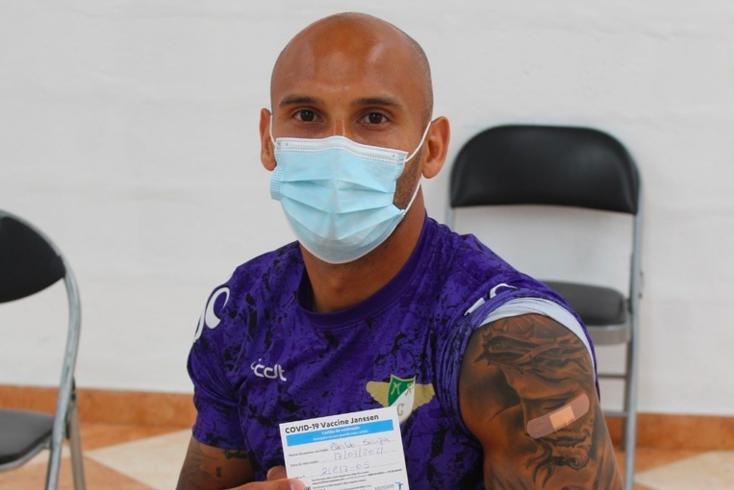 Plantel do Moreirense já foi vacinado