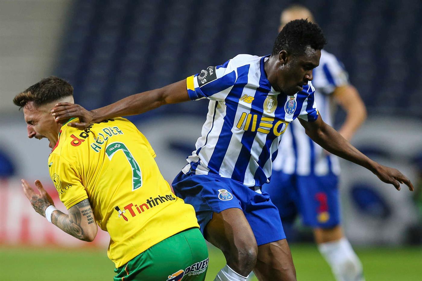 Zaidu no FC Porto-Juventus