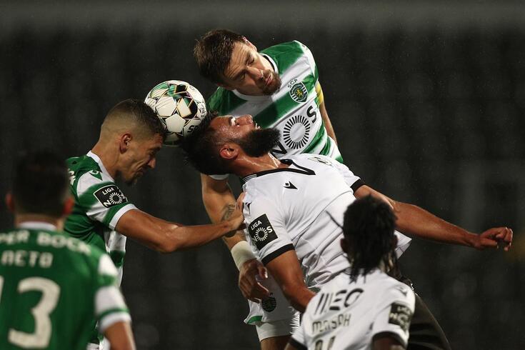 Surpreendente salto qualitativo da defesa do Sporting: há números e razões