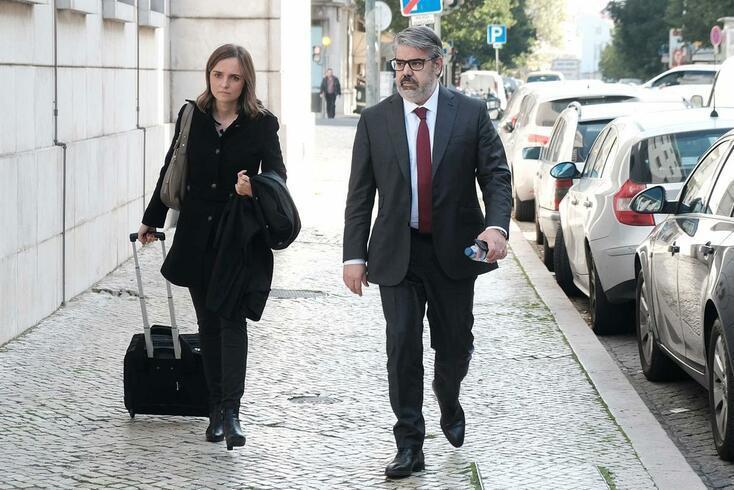 Paulo Gonçalves, antigo assessor jurídico do Benfica