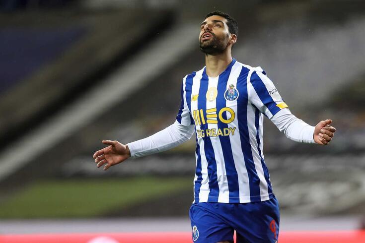 Mehdi Taremi, avançado iraniano do FC Porto