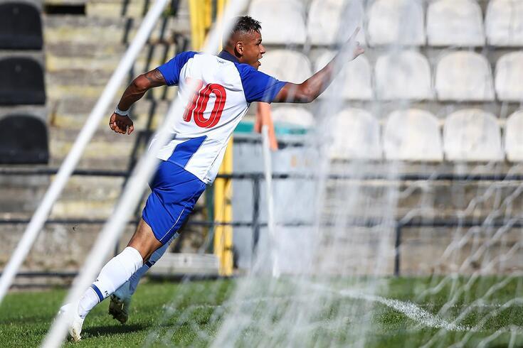 Perea guarda boas recordações do FC Porto