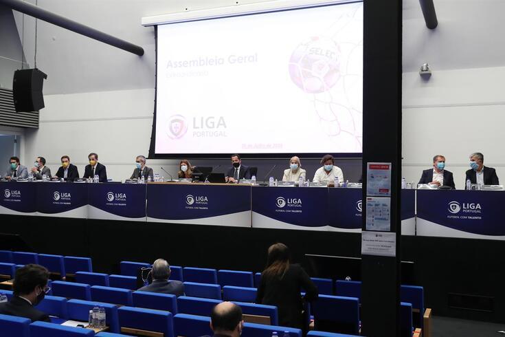 Assembleia Geral da Liga decorreu esta terça-feira no Porto