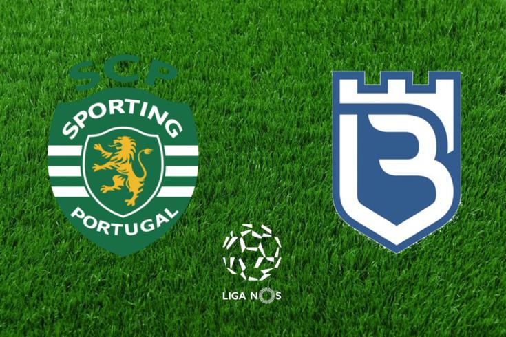 DIRETO | Sporting-Belenenses