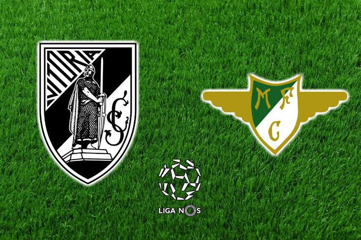 DIRETO | V. Guimarães-Moreirense