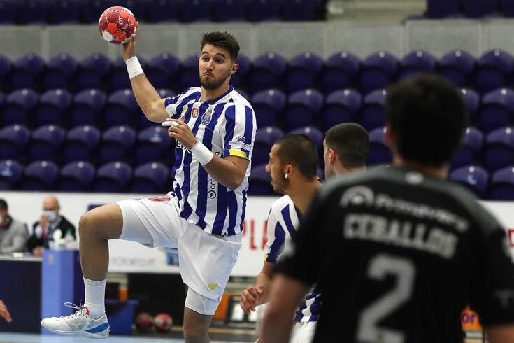 Miguel Martins troca o FC Porto pelo Pick Szeged