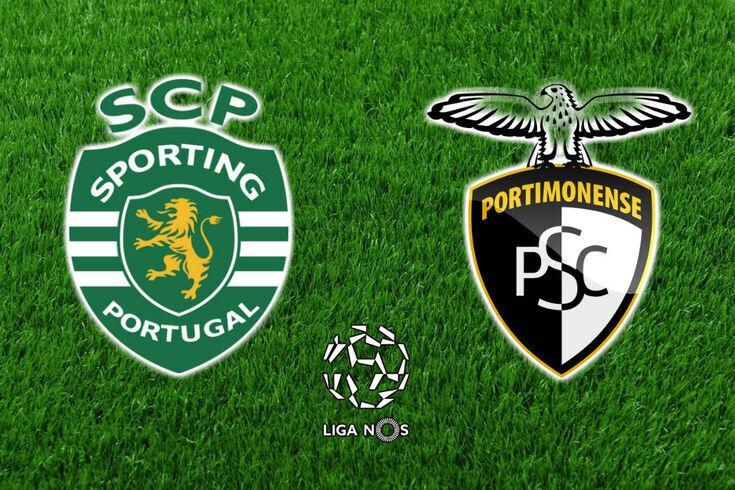 DIRETO | Sporting-Portimonense