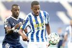 Manafá foi um habitual titular do FC Porto em 2020/21