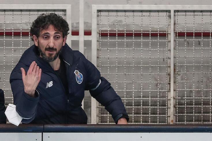 """Guillem Cabestany e a ambição do título europeu: """"Não vamos deixar de acreditar"""""""