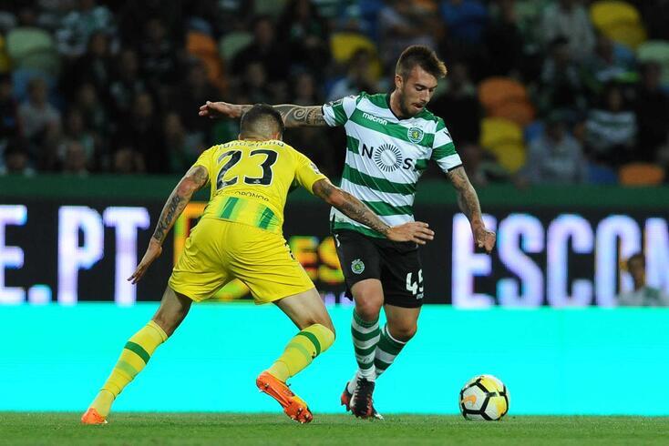 Iuri Medeiros formou-se e jogou no Sporting. Agora, a porta de regresso será outra
