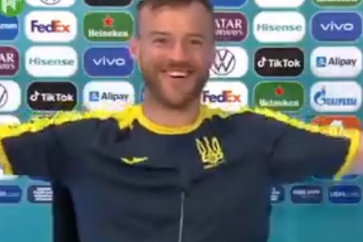 Depois de Ronaldo e Pogba, este momento imperdível de Yarmolenko