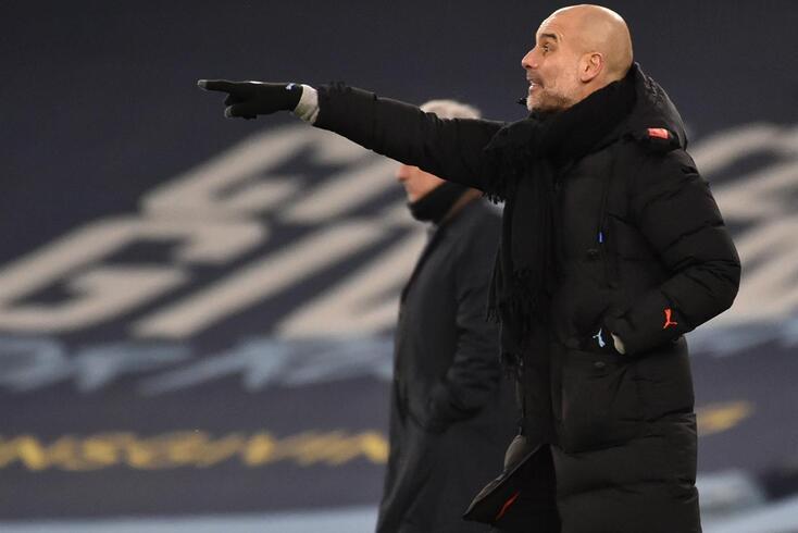 Guardiola somou mais uma vitória