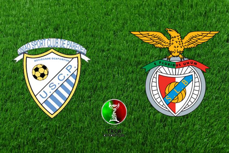 DIRETO   Paredes-Benfica