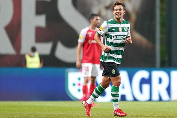 Pedro Gonçalves está lesionado