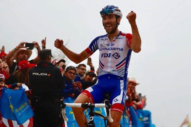 Vuelta: Pinot reina na alta montanha, Yates também sorri