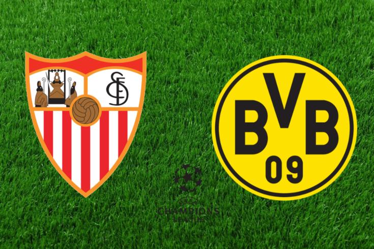 DIRETO | Sevilha-Borussia Dortmund