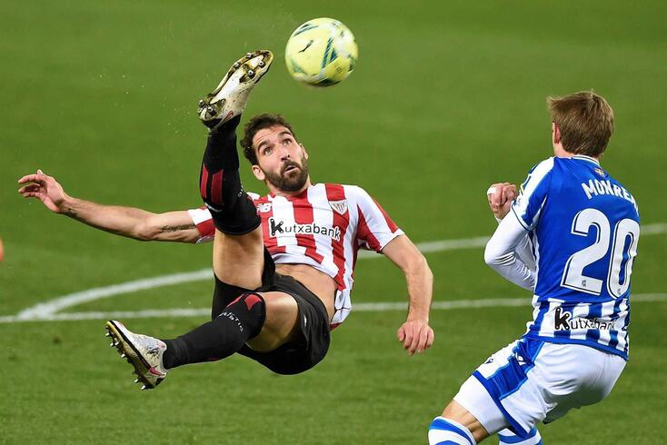 Real Sociedad e Atlético de Bilbau empataram