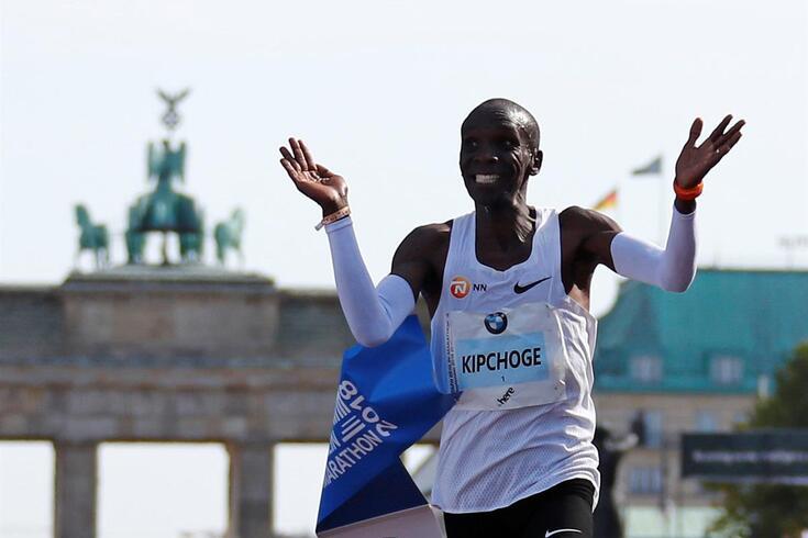 Recordes de Bolt superam Kipchoge, mas é de outro atleta a maior proeza de sempre