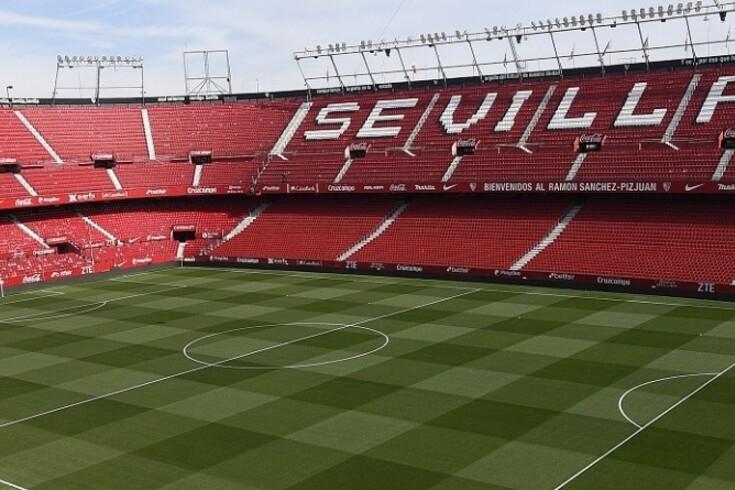 Estádio Ramón Sánchez Pizjuán vai receber eliminatória entre FC Porto e Chelsea