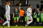 Coates viu o cartão amarelo e falha o dérbi com o Benfica