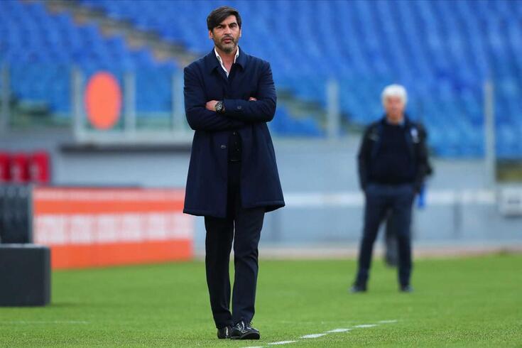 Paulo Fonseca, treinador da Roma