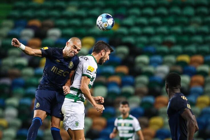 Pepe com Paulinho