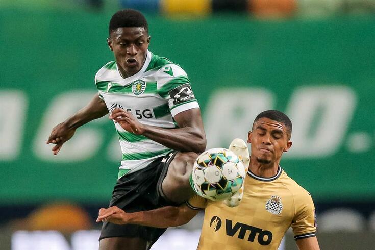 Nuno Mendes, lateral do Sporting, pode valer encaixe avultado
