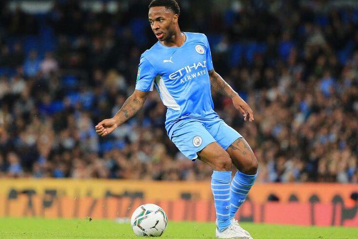 Raheem Sterling, jogador do Manchester City