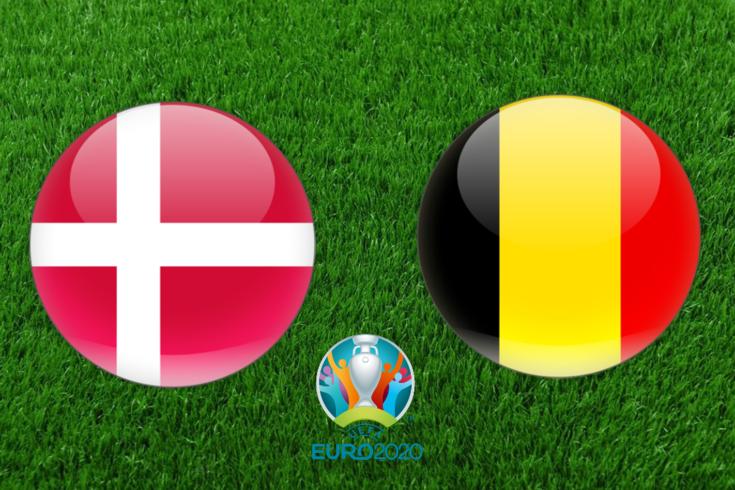 DIRETO | Euro'2020: Dinamarca-Bélgica