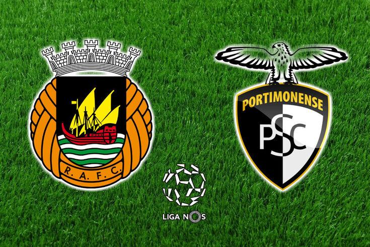 DIRETO | Rio Ave-Portimonense