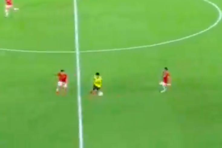 Luis Díaz marcou, mas são estas duas jogadas a dar muito que falar: ora veja