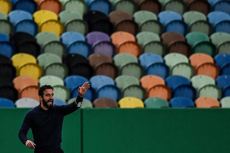 Rúbem Amorim, treinador do Sporting