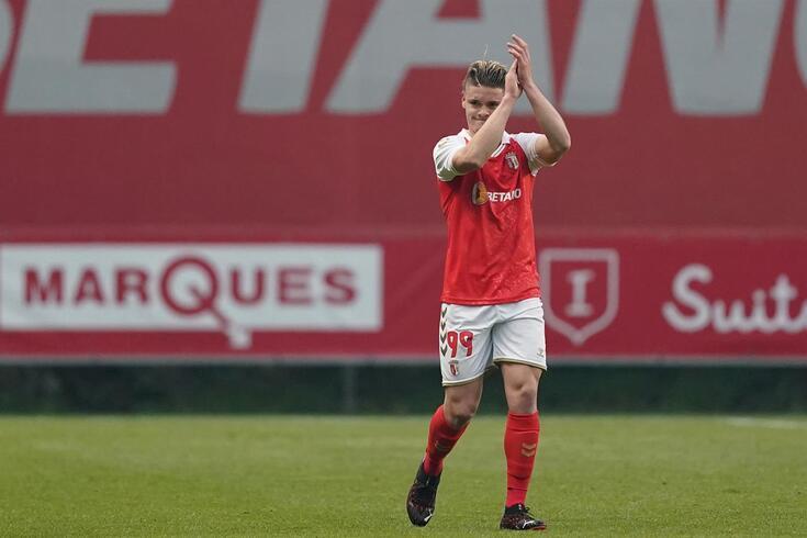 Vítor Oliveira estreou-se pelo Braga