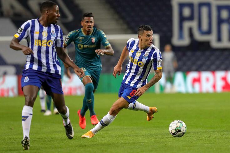 Braga e FC Porto defrontam-se este domingo