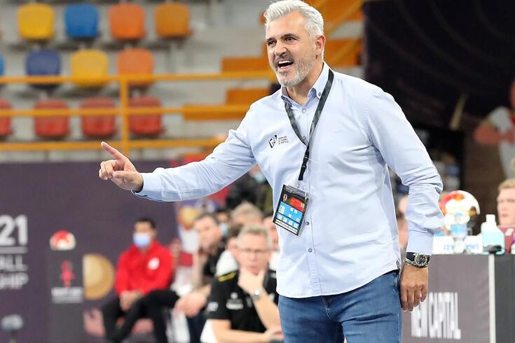 Paulo Jorge Pereira, selecionador português