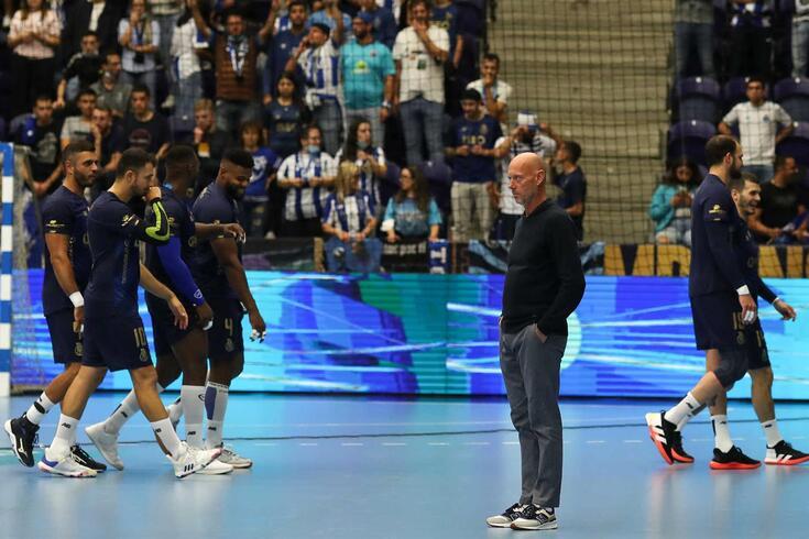 Magnus Andersson, treinador do FC Porto