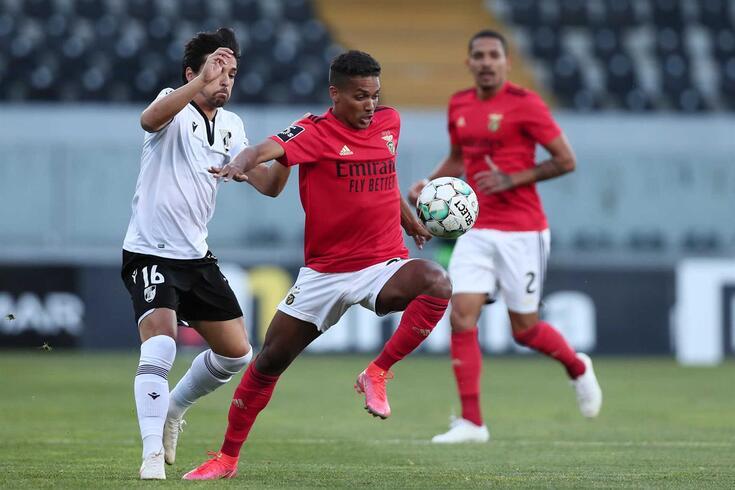 Pedrinho passou um ano sem brilho no Benfica, rumando agora ao Shakhtar Donetsk