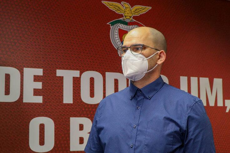 João Alexandre Florêncio é o novo treinador da equipa feminina do Benfica