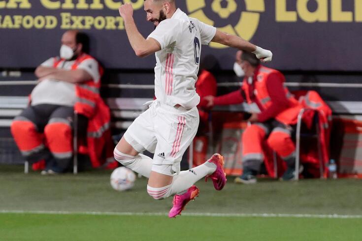 Benzema tem estado em grande destaque pelo Real Madrid