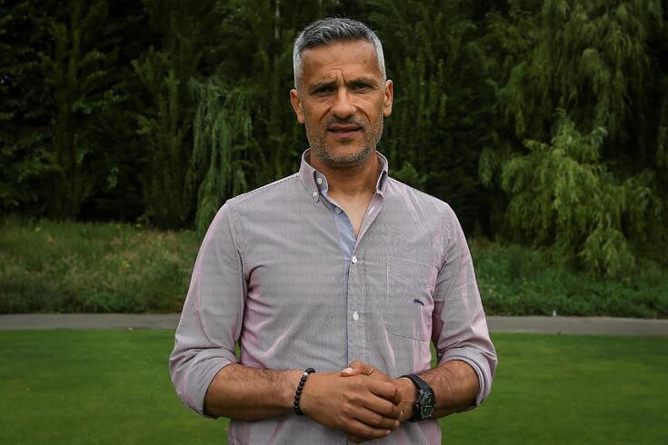 Armando Evangelista é o treinador do Arouca