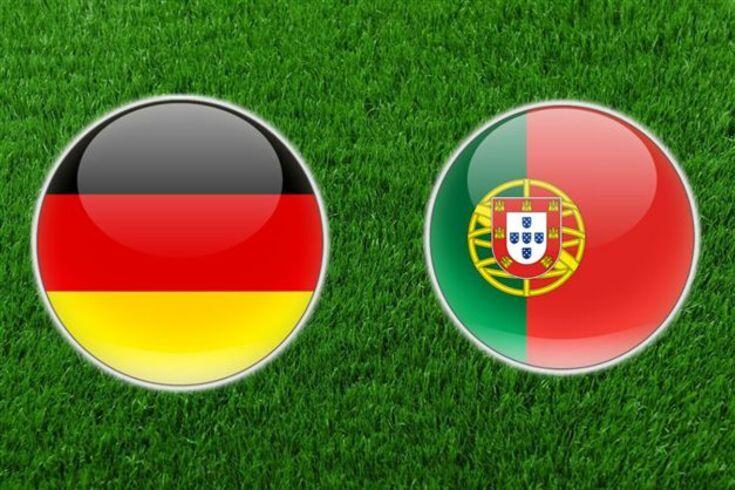 Portugal perde com a Alemanha na final do Europeu de Sub-21