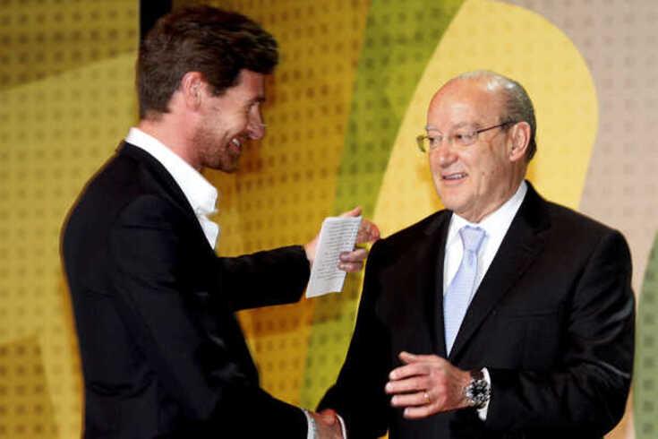 André Villas-Boas e Pinto da Costa