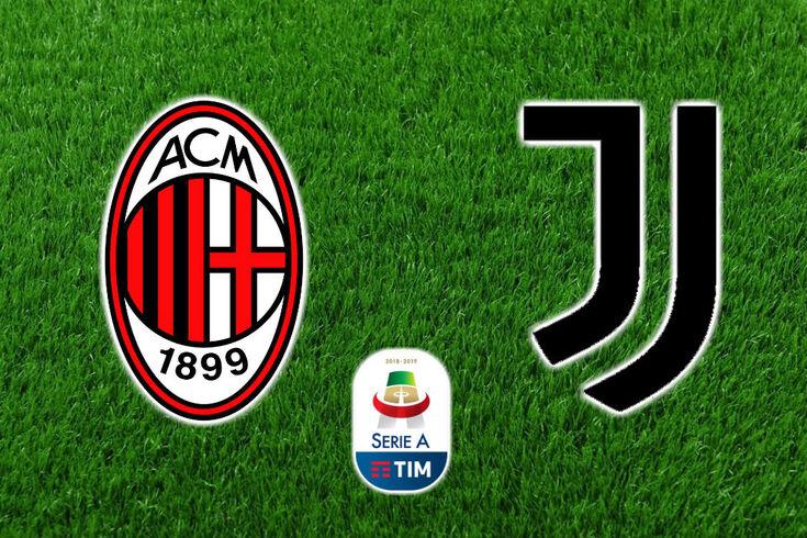 DIRETO | Milan-Juventus