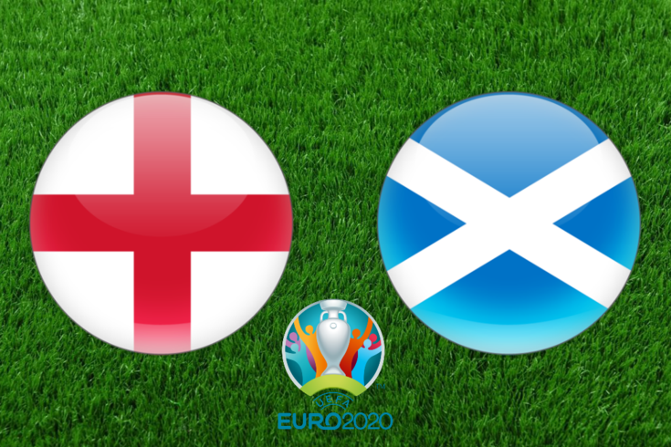 DIRETO | Euro'2020: Inglaterra-Escócia