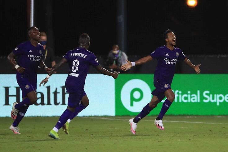 Nani joga na MLS ao serviço do Orlando City