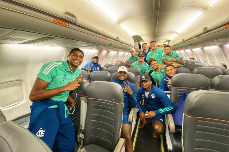 A polémica fotografia do Flamengo